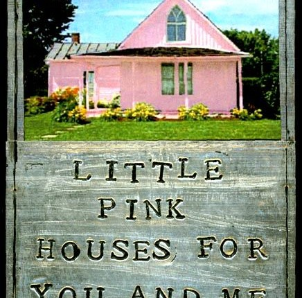 Rock And Roll And Little Pink Houses